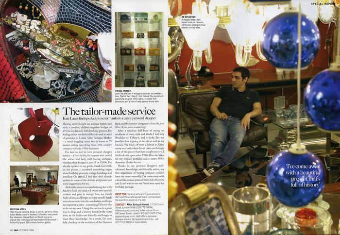 H&A Alfies Antique Market